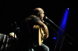 Archie Roach performs at HPSC