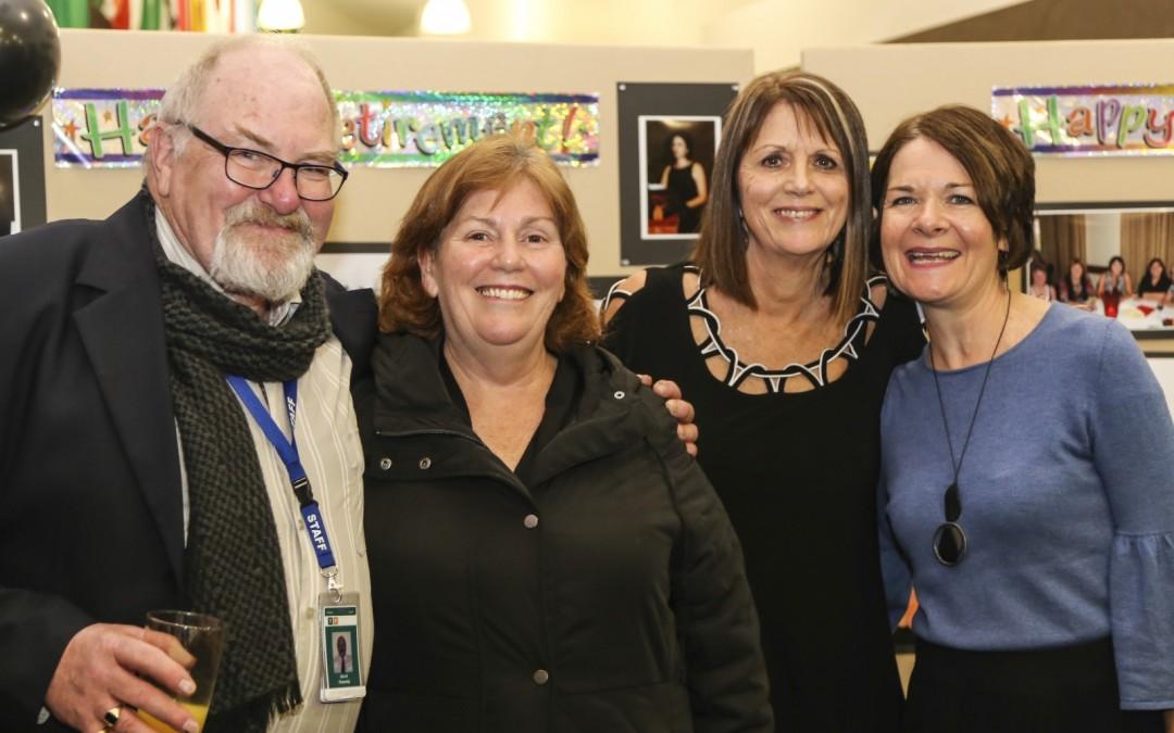 Assistant Principal Anne Ure Retires